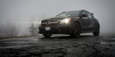Max Riddle Mercedes AMG