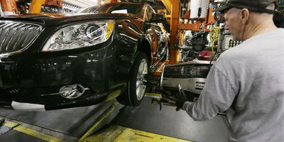 Auto Workers Pivotal Year