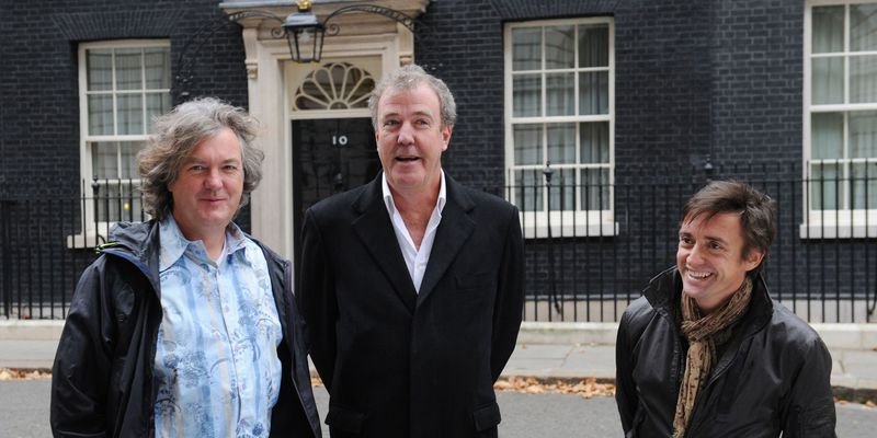 James May, Jeremy Clarkson, Richard Hammond