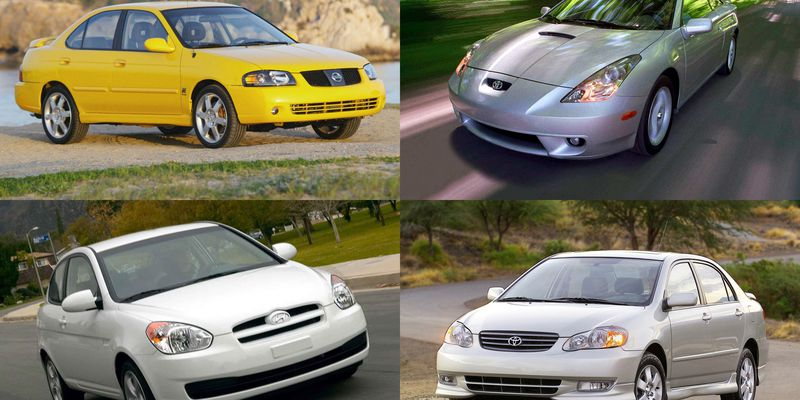Cheap cars for students