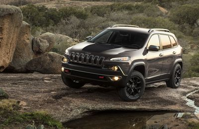 2016 Jeep® Cherokee Trailhawk