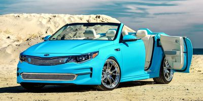 Kia Optima Convertible
