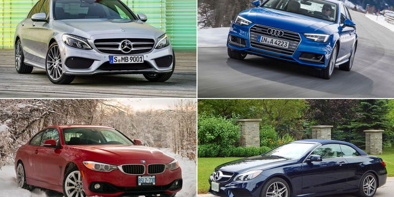 Best-selling luxury cars of 2015