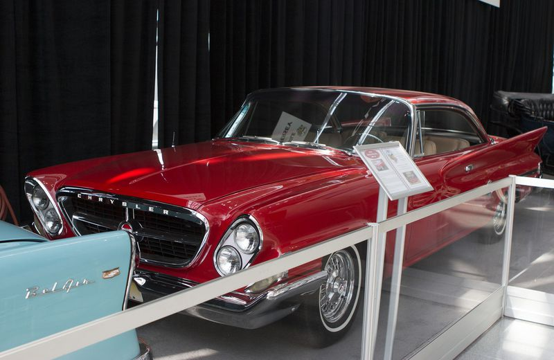 1961 Chrysler 300 G