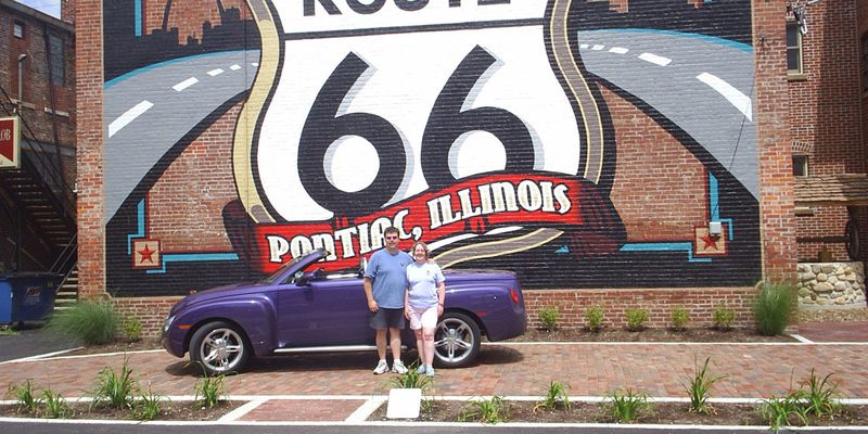 Route 66 2009 121