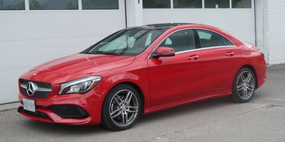 2017 Mercedes-Benz CLA 250 4Matic