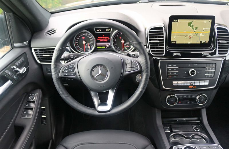 2017 Mercedes-Benz GLE 550e
