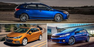 Unhaggle hatchbacks