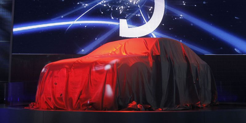 Press Preview For Detroit International Auto Show