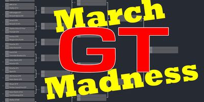 MARCH GT MADNESS