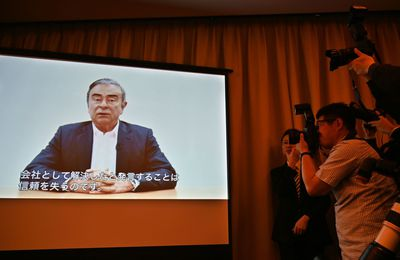 TOPSHOT-Japan-France-Nissan-Renault-automobile-Ghosn