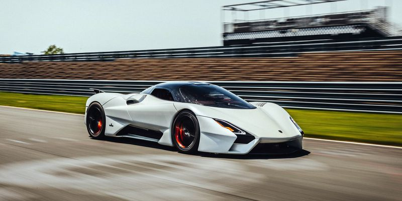 The 1,750-horsepower SSC Tuatara finally enters production - 7