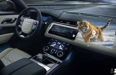 Jaguar Land Rover Augmented Reality