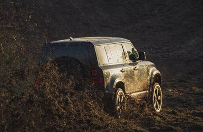The 2020 Land Rover Defender 110 will appear in the 25th 007 film, No Time to Die.