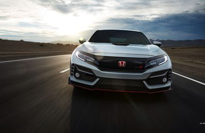 2020 Honda Civic Type R - 2