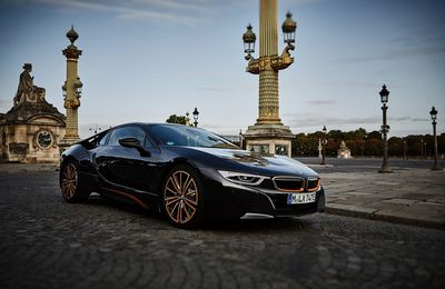 2020 BMW i8 Ultimate Sophisto Editions