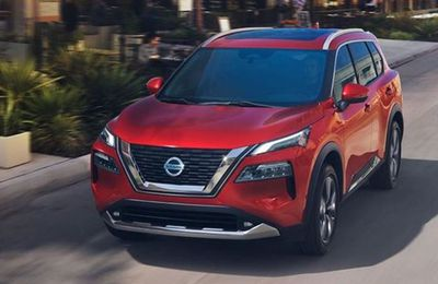 2021 nissan rogue leaked photo