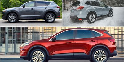 compact crossovers