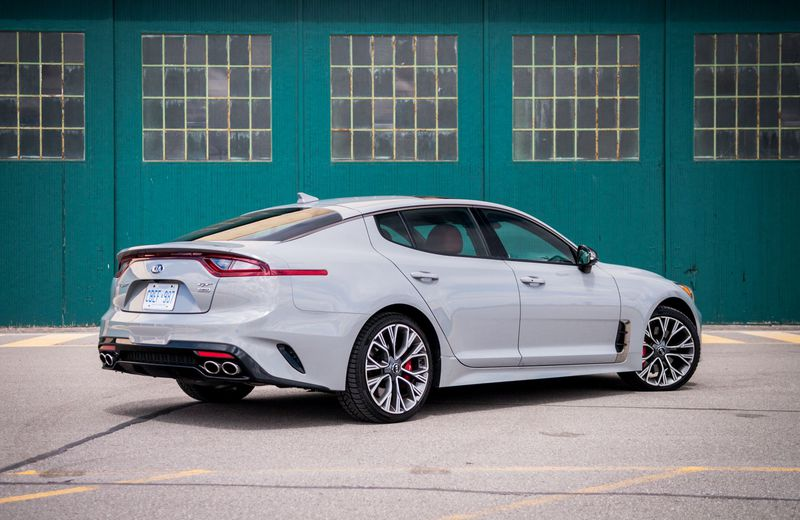 2019 Kia Stinger GT Limited 20th Anniversary Edition