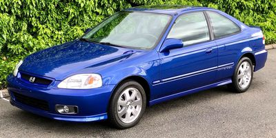 2000 Honda Civic Si Bring a Trailer