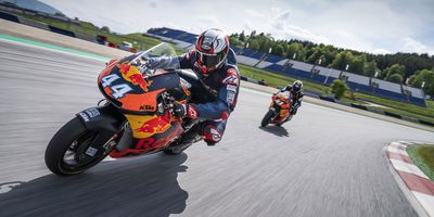 moto 2 gp motorcycle racing grand prix KTM reb bull ring via projekt spielberg