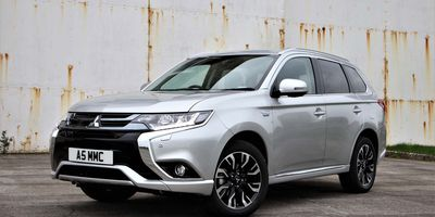 The 2021 Mitsubishi Outlander PHEV