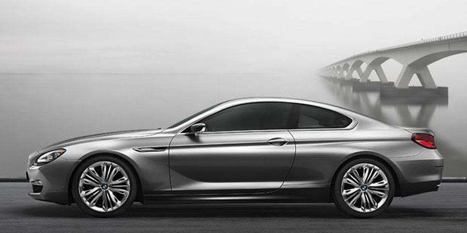 BMW 6-Series Coupe.
