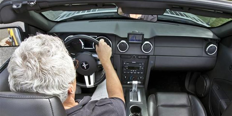 As drivers age, cars can be become frustratingly complex.