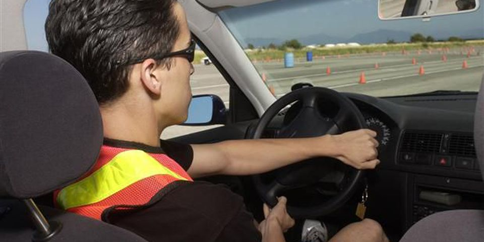 Some teens say that having a driver's licence is a burden.
