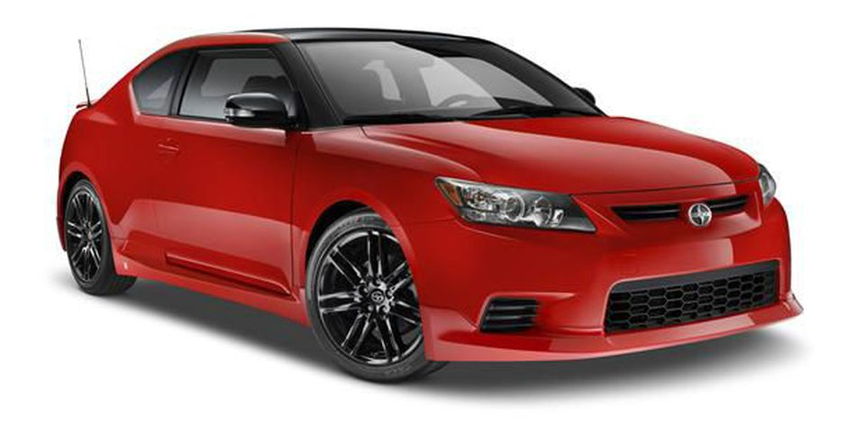 2013 Scion tC RS8