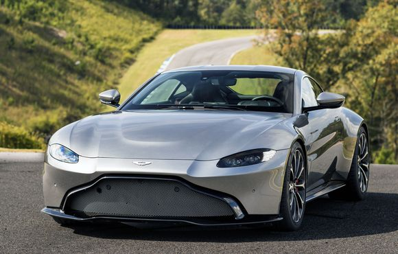 Vantage Is Vital For Aston Martin Family Says Ceo Andy Palmer Driving