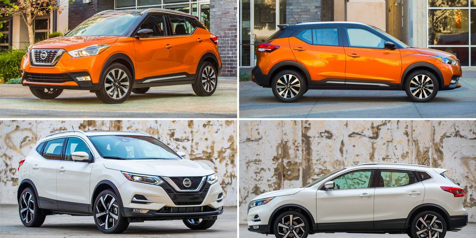 The Nissan Kicks is arguably the better buy over the Qashqai
