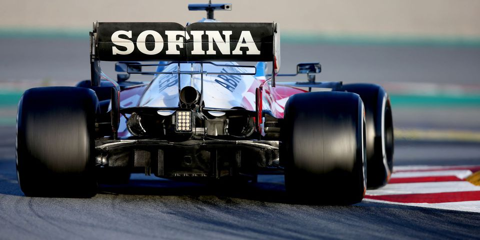 F1 Winter Testing in Barcelona
