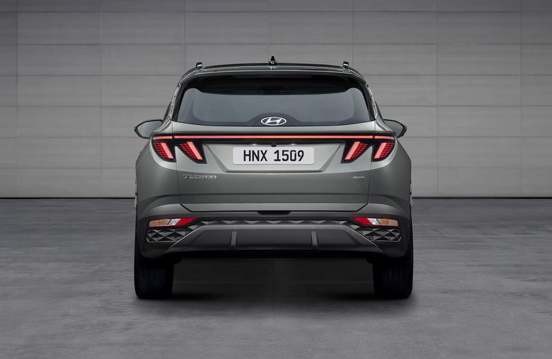 The 2022 Hyundai Tucson