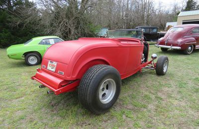 bob regehr collection 1932 ford
