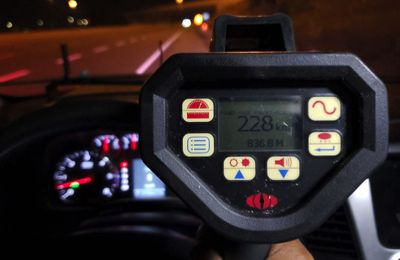 Toronto driver booked for speeding at 228 km:h in Mississauga
