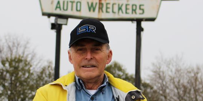Corey Auto Wreckers owner Bill Wyatt Terry Bridge Sarnia Observer copy