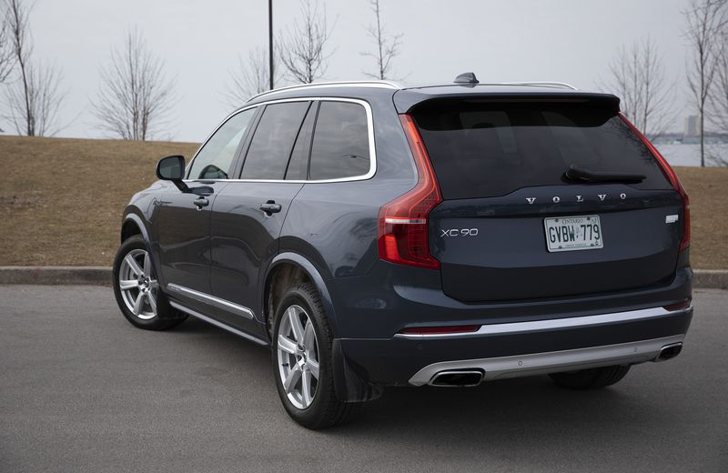 2021 Volvo XC90 Recharge Inscription Expression