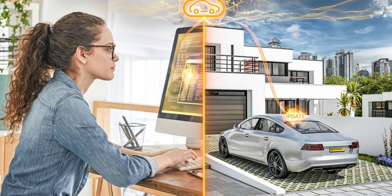 Continental and Amazon Web Services are working on a platform for connected cars
