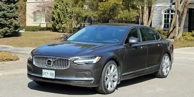 2021 Volvo S90 T8 Recharge