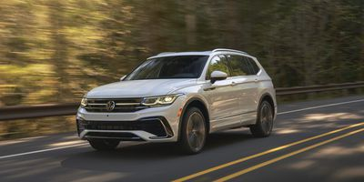 The 2022 Volkswagen Tiguan