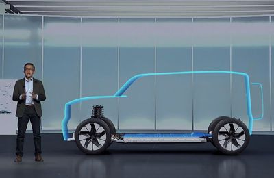 Ford+ electric vehicle investment EV Bronco plan