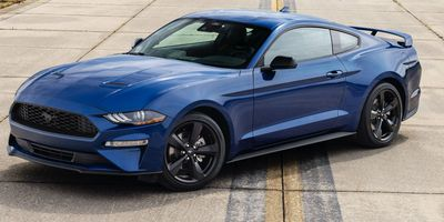 2022 Ford Mustang Stealth Edition - 2