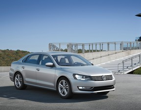 Volkswagen is recalling nearly 160,000 Passat sedans in the U.S. and Canada over a possible headlight issue.