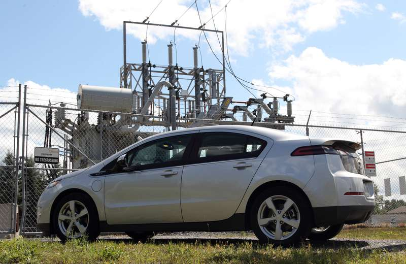 David Booth managed 3.0 L/100 km in a Chevrolet Volt after logging more than 6,000 kilometres.