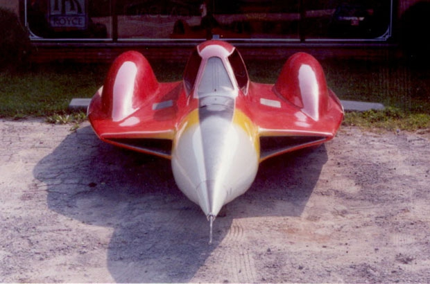 George Barris Turbosonic.