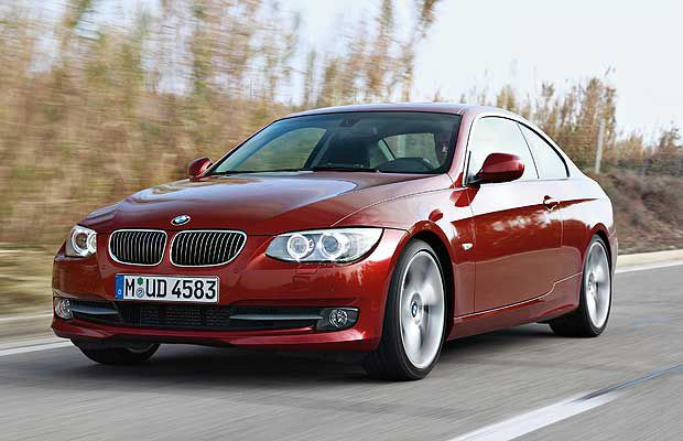 The 2011 BMW 335i Coupe.