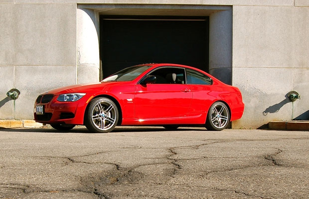 2011 BMW 335is.