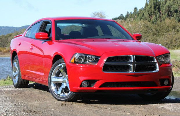 2011 Dodge Charger.