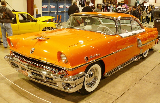 Ron Mitchell's customized 1955 Mercury Montclair